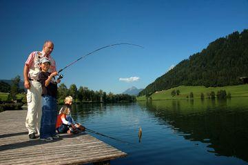 Fischer und Angler Pauschalen Putterersee Landhotel Gut
